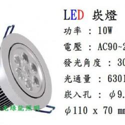 LED 天花燈