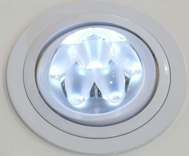 LED花型崁燈