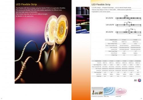 LED軟條燈(室內用)