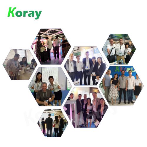 Koray 展會