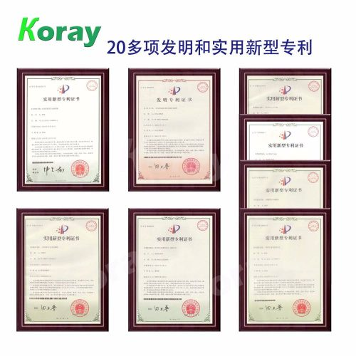 Koray 部分專利