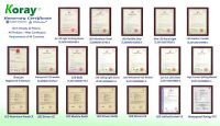 Koray Certifications