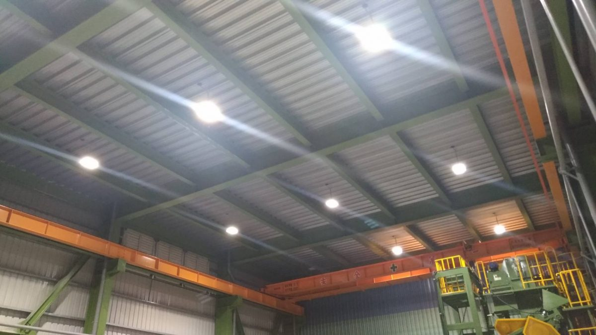 自由光LED燈